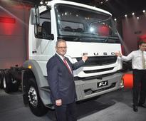 Daimler rolls out FUSO range of trucks