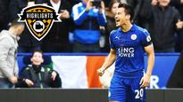 Leicester City manager Claudio Ranieri hails best performance of season