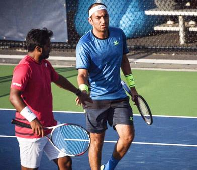 Tennis Round-up: Paes and Raja in quarters