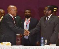 Mugabe: SA businesses in Zimbabwe are safe