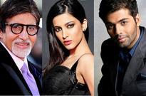 Karan Johar, Amitabh Bachchan, Shruti Hassan  B-town wishes Abhishek Bachchan on his birthday!
