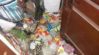 'Depressed' girl rescued from filthy east Delhi flat