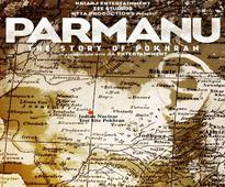 John Abraham unveils first poster of Parmanu