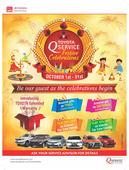 Toyota Q Service Festive Celebration offer launched in India