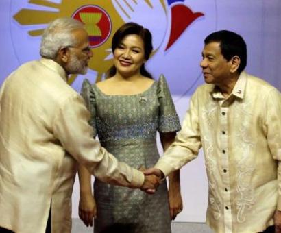 Philippines President Duterte accepts Modi's invite