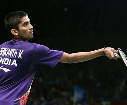 Sports Shorts: Five Indian shuttlers in top-20 of BWF men's rankings