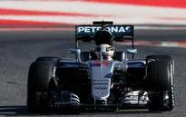 Rosberg fastest ahead of Hamilton in 1st Belgian GP practice