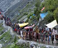 1,87,903 pilgrims perform Amarnath Yatra so far