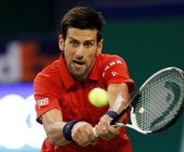 Djokovic cruises, Murray struggles, Wawrinka out in Paris