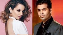 Kangana Ranaut vs Karan Johar: Apurva Asrani and Raja Sen defend 'Queen' heroine!