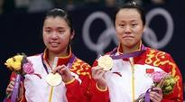 Rio 2016 Olympics: China withdraws entry of Tian Qing and Zhao Yunlei