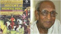 Veteran historian Satish Chandra dies aged 95