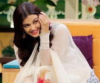 Aishwarya Rai Bachchan takes a dig on her and Abhishek