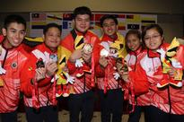 Home keglers spinning gold with sixth in alley