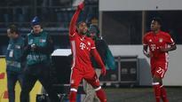 Bayern Munich boss Carlo Ancelotti: Douglas Costa found the solution