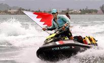 Spanish sailor flies Bahraini flag during solo Caribbean sea tour