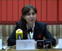 Cristiana Pasca Palmer of Romania appointed as Executive Secretary of the Secretariat of the Convention on Biological Diversity