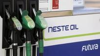 Oil prices dip on rising Middle East supply