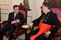 Fillon: Rahi represents Christian voice in Lebanon, Middle East