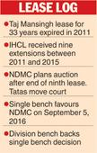 Court spikes Taj Mansingh plea