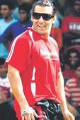 Salman's Olympian controversy