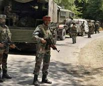 Three jawans killed, a militant gunned down in encounter in Jammu and Kashmir