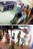 1993 blasts accused taken to Rajawadi; meets wife, relative