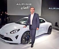 Renault lifts lid on new Alpine sports car in latest premium push