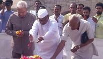 Anna Hazare slams govt for its 'sly' attitude