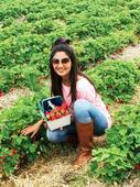 Shilpa turns to farming