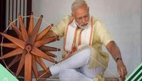 Go buy Khadi products on Gandhi Jayanti to help poor and needy: PM Modi