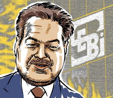 Drafting regulations is nothing new for new Sebi chief