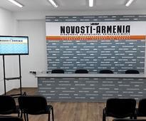 International news agency Novosti-Armenia (www.newsarmenia.am) has re-launched today its press center.