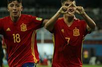U-17 World Cup: Spain peaks to end Iran's dream run