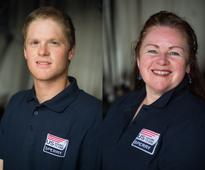 Porteous and McKinnon (SKUD-18) Earn Place On U.S. Paralympic Sailing Team