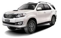All new Toyota Fortuner coming to India in November