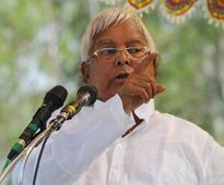 Lalu Yadav dares Ram Vilas Paswan to impose President's Rule in Bihar