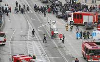 St. Petersburg subway blast was a suicide attack