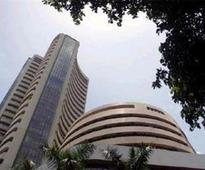 Sensex slumps 329 points, Nifty finishes below 8,100