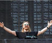 Did 'Guetta' get the audience grooving?
