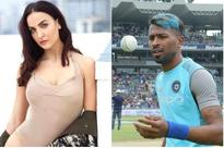 Is Hardik Pandya dating actress Eli AvrRam?
