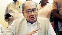 Digvijaya Singh removed as Congress in-charge of Goa, Karnataka