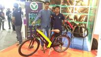 Meet Volta Zap, a 'Made in India' crossover electric bike