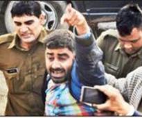 Shoe hurled towards Arvind Kejriwal at Rohtak rally