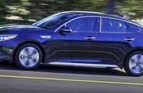 Kia boosts range with sweet performing Optima hybrid