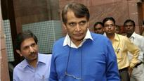 Suresh Prabhu takes charge as Commerce & Industry minister, replaces Nirmala Sitharaman