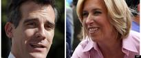 Eric Garcetti On Wendy Greuel's Attacks : 'That's What I Call The Kitchen Sink'