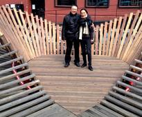 Chinese husband and wife team to present Royal Academy talk