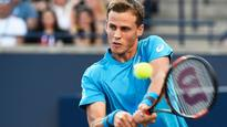 Pospisil 1 of 5 Canadian men to advance at Rogers Cup