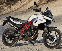 BMW F800 GS for cops in London to tackle terror attacks